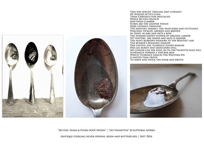 4. Secties Insas Flybis Soup. Sculptural
