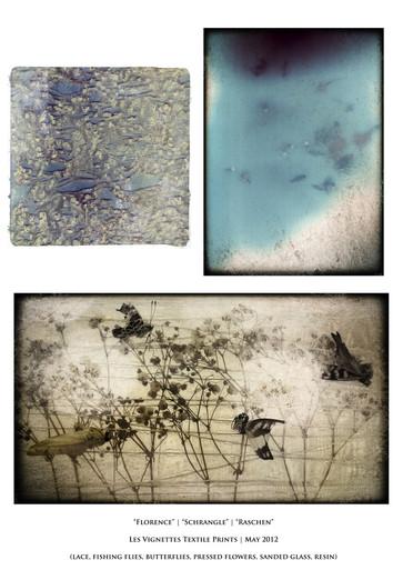 5. Les Vignettes Prints. Textile Print.j