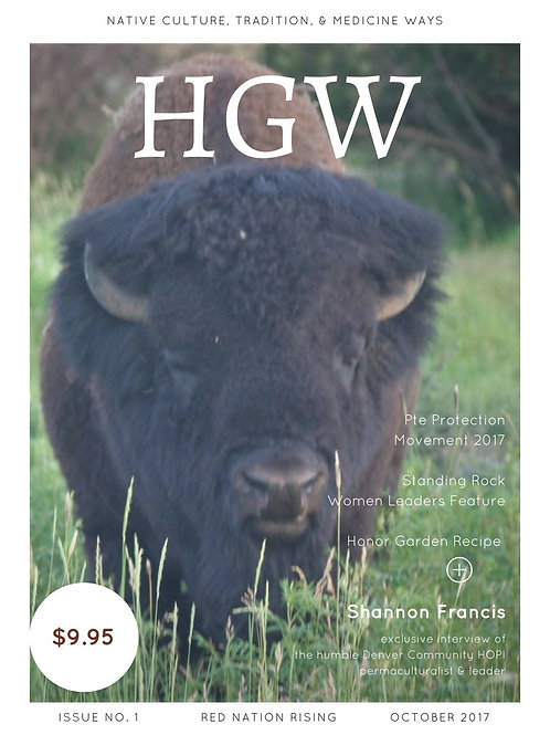 HGW MAGAZINE OCTOBER 2017