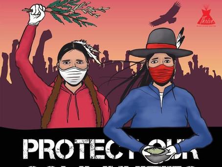 #MaskUp #NativeStrongCO
