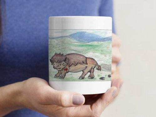 Buffalove Coffee or Tea Mug