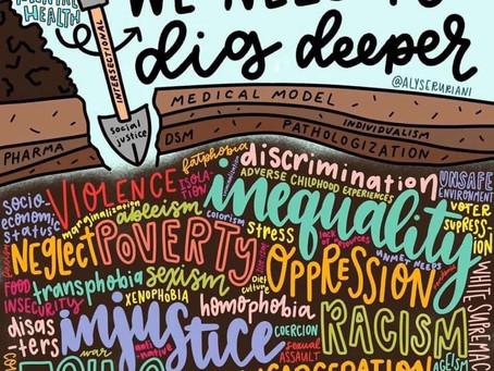 Mental Health, Dig Deeper