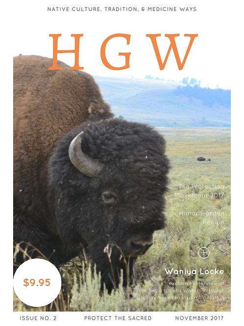 HGW Magazine November 2017