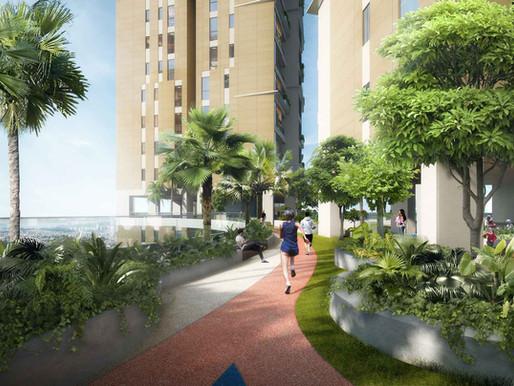 Anak Usaha PT PP Tawarkan Proyek Apartemen di Surabaya