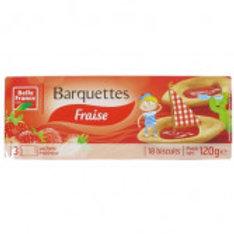 BARQUETTES FRAISE BELLE FRANCE