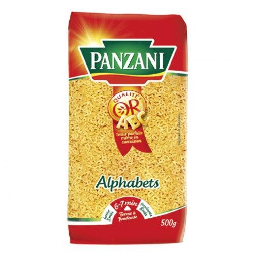 ALPHABET 500G PANZANI
