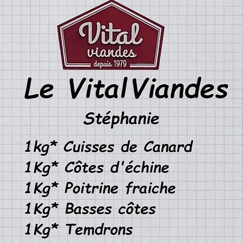 Colis Stéphanie
