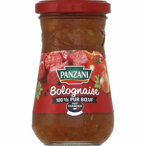 BTE 1/2 SAUCE SPAGHETTI BOLO PANZANI