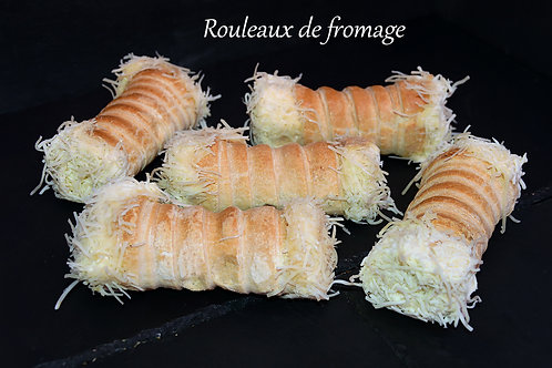 Rouleaux au fromage