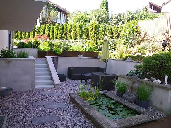 Gartenbau, Gartengestaltung