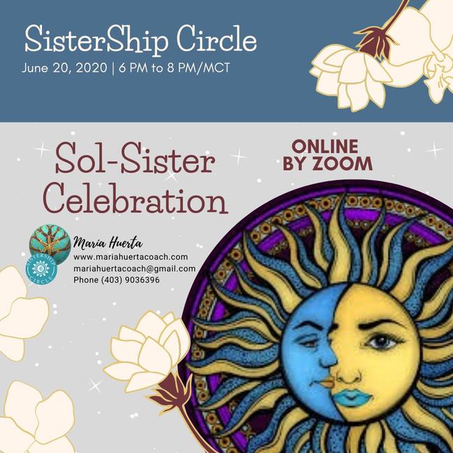 Sol-Sister Celebration