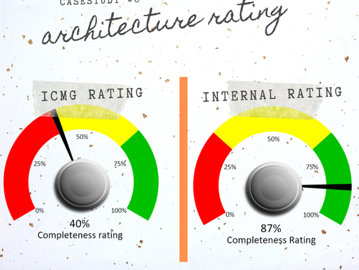 Why Internal Architecture Rating Didn't Truly Reflect What Was Happening - 10 Reasons