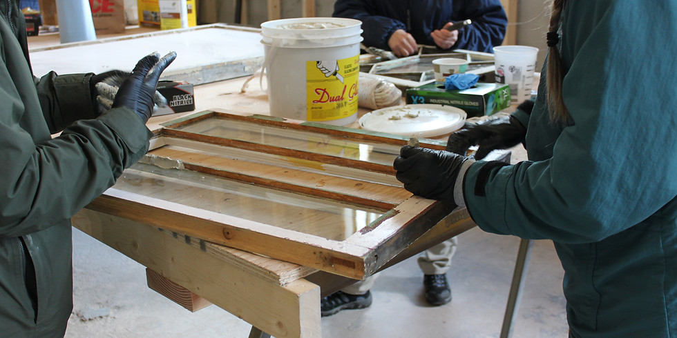 Repairing and Restoring Old Windows