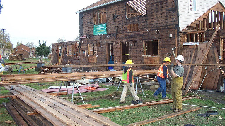 Bringing Down the House: Understanding Deconstruction & Salvage (1 CE Credit)