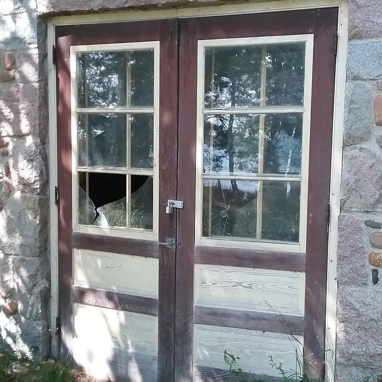 Door and Window Repair Workshop