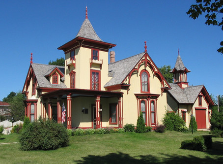 """""""Live From the Cox House"""" Workshop Series Brings Preservation Education to Your Home"""