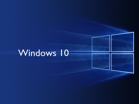 Windows 10: The Transition From Software To Service