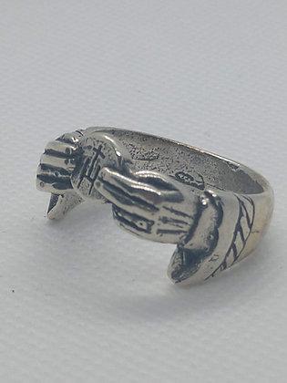 Eucharistic Ring