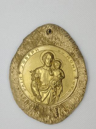 St Joseph & Jesus