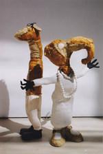 giraf & gier