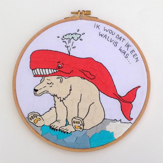 ik wou dat ik een walvis was