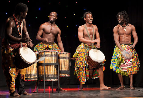 African Drumming performance