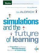 Cover Art of Simulations and the Future