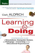Clark Aldrich's Learning By Doing Cover.