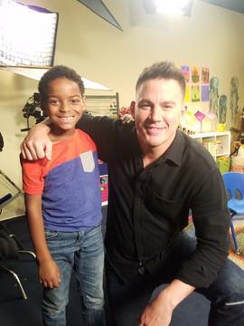 Jonny and Channing Tatum Jimmy Kimmel Live