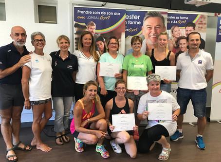 Formation Coach Santé'Gym