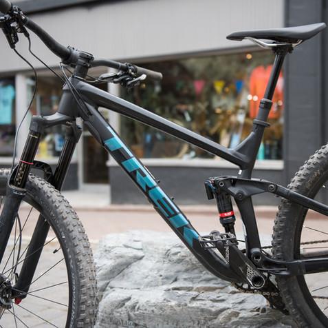 Black Dog Kimberley Rental Bike