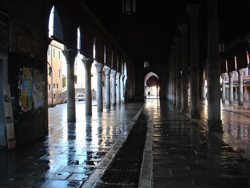 Rialto Market, Icon of Venice, about to Close