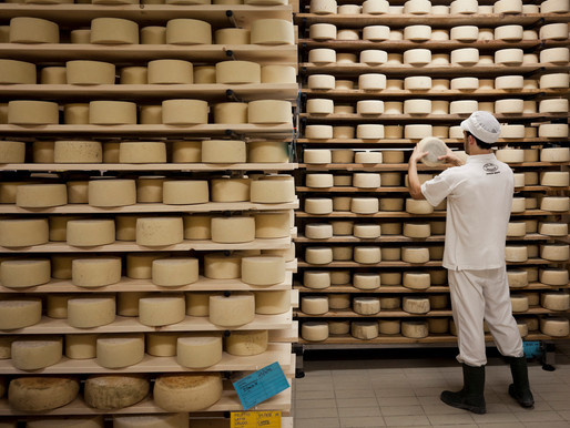 Perenzin: How to Become a Cheesemaker, and a Lot More...