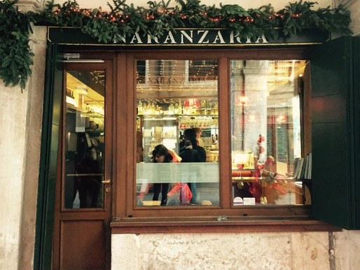 Naranzaria: Wine and Cicheti on Canal Grande