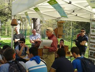 19 avril:Journée développement durable Cité Scolaire de Sainte Marie aux Mines.