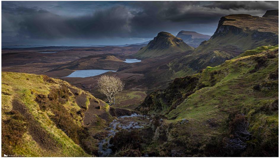 Quiraing, Isle of Sky, Scotland