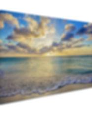 zonsopkomst-boven-de-zee-fotoprint-canva