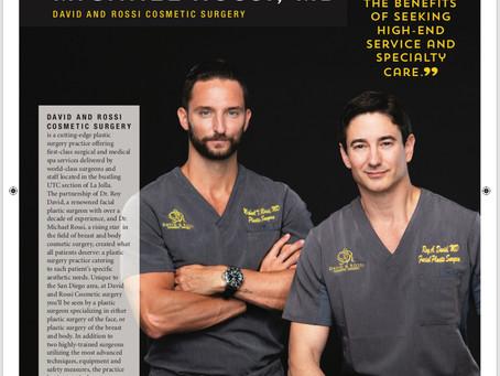 San Diego Magazine Feature!