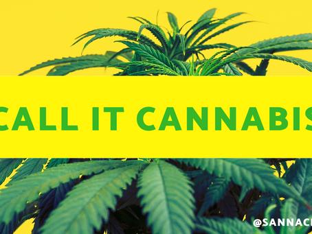 The History of the Word Marijuana