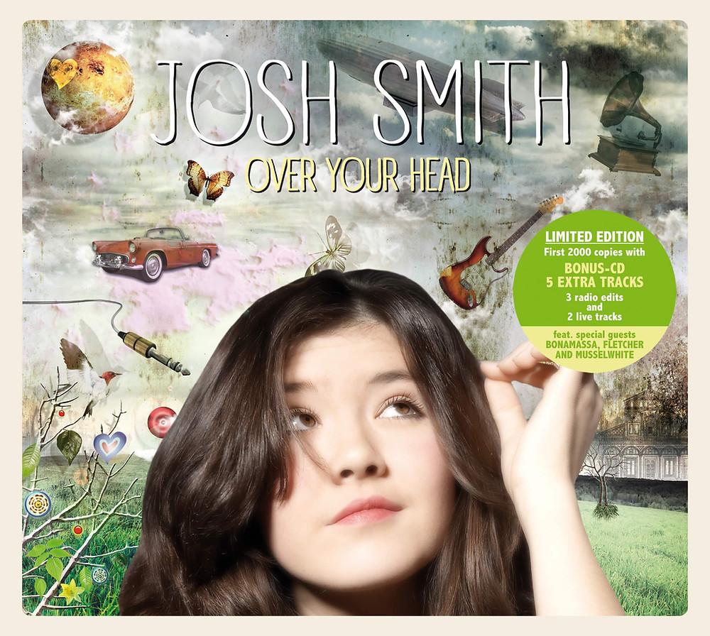 gitarrebegreifen - plattentipps für gitarristen - josh smith