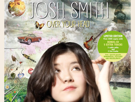 "Plattentipp - ""Over your head"" von Josh Smith"