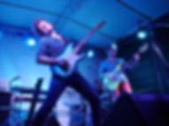 Oliver Szekely Road to Rock Rockblog Gitarre in Aktion