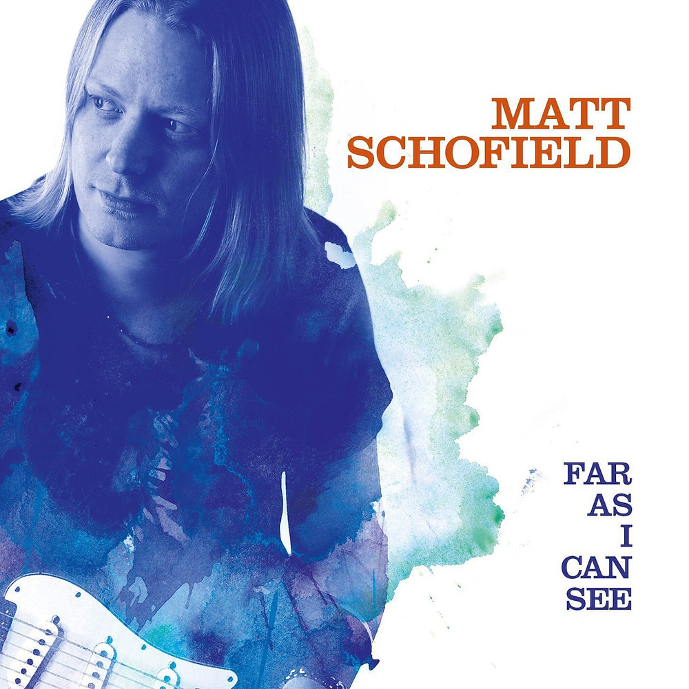 gitarrebegreifen - Matt Schofield - Far as I can see