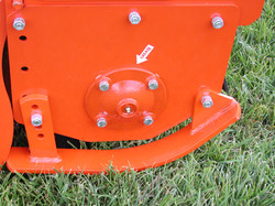 T10-Skid and Bearing Carrier