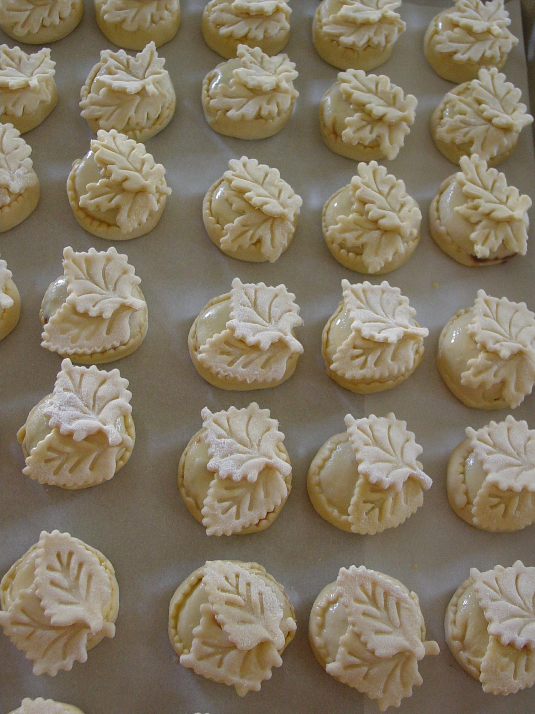 Miniature Brie en Croute