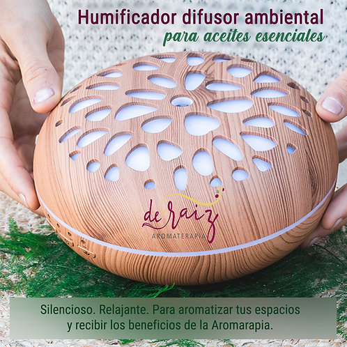 Humificador Ambiental Eco Think 350ml