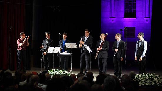 Omri Abram Composer, tel avivwind quintet, jerusalem chamber music festval