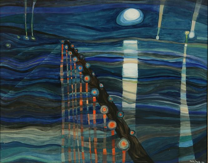Untitled - Floating Bridge