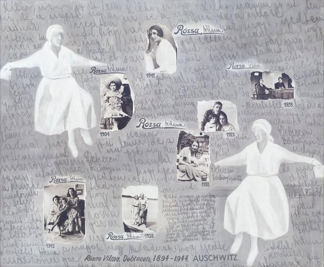 Rózsa Vilma (memorial panel)