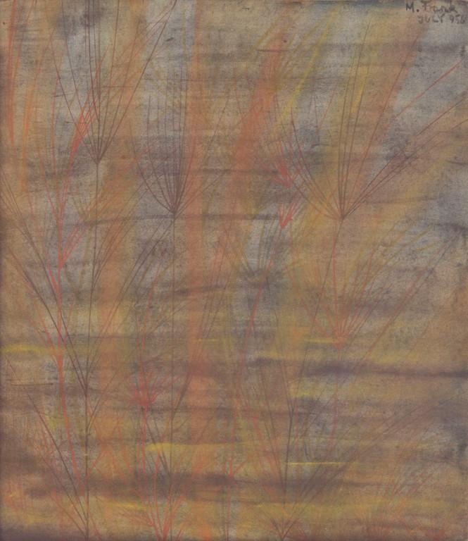 Windblown Reeds